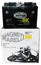 Magneti Marelli YT12A-BS 10 Ah Batteria con Accido a Corredo - Nera