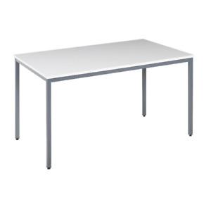 Meta White Computer Table/Office Multipurposed Desk