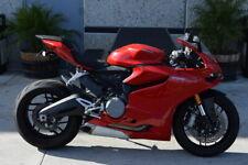 2014 Ducati Superbike 899 Panigale Red