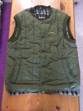 Barbour Padded Gilet - Size M