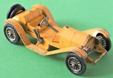 MATCHBOX YESTERYEAR Y-7 1913 MERCER RACEABOUT. Playworn.