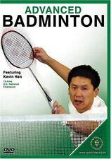 Advanced Badminton Instructional DVD