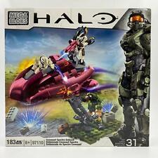 Mega Bloks Halo 97110 Covenant Spectre Ambush.  BNIB