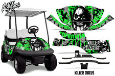 AMR Racing Club Car Precedent Golf Cart Graphic Kit Wrap Part Decal 08-13 KC G
