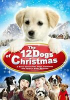 , 12 Dogs of Christmas (DVD), Like New, DVD