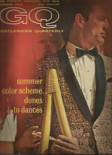 GQ May 1963 Mad Men Summer Fashion-Gielgud-El San Juan Puerto Rico-Lionel Bart