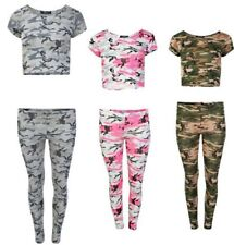 Unbranded Viscose Camouflage Leggings for Women