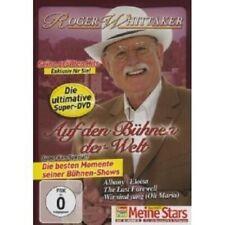 """ROGER WHITTAKER """"AUF DEN BÜHNEN DER WELT"""" DVD NEU"""