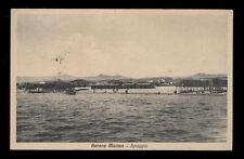 cartolina LOCRI (GERACE MARINA) spiaggia