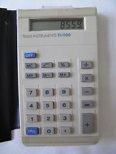 Texas Instruments TI-1100 Handheld Calculator
