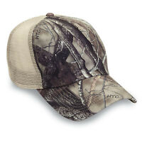 Brand new True Timber Camo Khaki Trucker Hats Adjustable USA SELLER!