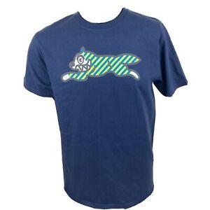 Billionaire Boys Club x Ice Cream T-Shirt Navy Blue Mens Medium + Free Postage