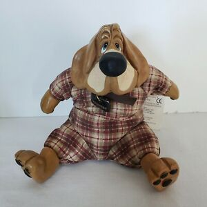 Russ The Country Folks Bounder Hound Dog Plush Bean Bag Stuffed 5 Inch Puppy