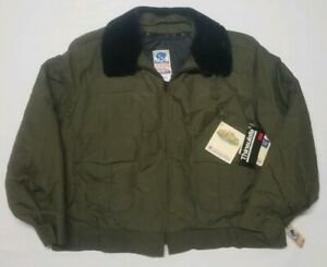 Vintage Horace Small Patrol Jacket Size 48R NWT