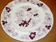 Lovely Vintage Mason's Mandalay ?red dinner plate