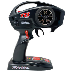 Traxxas Slash 2WD TQ 2.4GHz 3-Channel Transmitter (#6517) for On-Board Audio