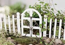 Miniature French garden gate