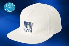New RVCA Flags Unstructured Mens Strapback Cap Hat 08d9a7a0e331