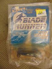 Blade Runner Bryant's Police Spinner Ertl Car On Card #M8193