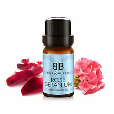 Aceite esencial de Rosa Geranio 100% Puro Natural 10ml, 30ml, 50ml, 100ml
