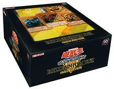 Yugioh Japanese OCG 20th Anniversary MILLENNIUM BOX GOLD EDITION yu-gi-oh God