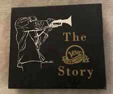 CD The Verve Story 1944-1994 Jazz by Various Artists 4 Disc Box Set
