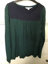 Boden long sleeved Top size 14