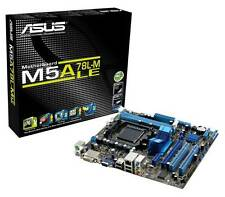 Asus m5a78l-m le, am3+, AMD 760g, ddr3 1866, DVI VGA RAID superfide, matx, Crossfire