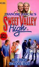 The High School War (Sweet Valley High)