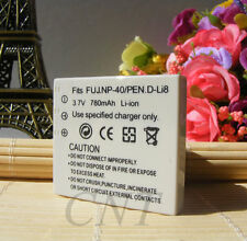 Battery for Fuji NP-40 NP-40N FinePix Z5fd J50 V10 Z3 F480 F470 F460 F810 F650