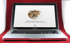 "Apple MacBook Pro i5 13"" 4GB A1278 2554 - w/NEW 1TB FireCuda SSHD Hybrid Drive"