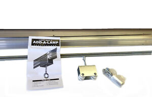 Add A Lamp Kit Light Rail Robotic Light Mover, No Motor Include, Made in the USA