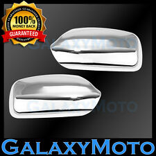 07-10 Toyota Camry Triple Chrome Mirror Cover 1 Pair Trim Bezel Left+Right