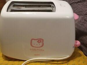 Sanrio Hello Kitty Toaster SANYO
