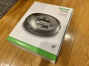 iRobot Roomba i7 7150 Wi-Fi Connected Robot Vacuum Cleaner NEW/SEALED