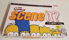 Simpsons Scene It Board Game