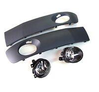 2x Nebelscheinwerfer Gitter L+R Klar Glas für VW Transporter T5 2009+ Multivan
