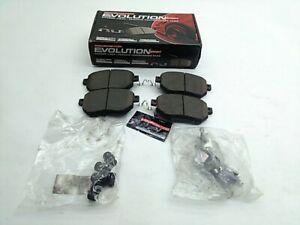 For Nissan Altima 05-06 Brake Pads Power Stop Z23 Evolution Sport Performance