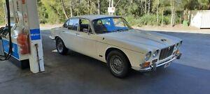 1972 Jaguar XJ6 series 1 Auto