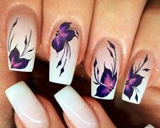 Blüten NailArt Sticker Nagelsticker Nageldesign Tattoo 00150 - 20 Stück