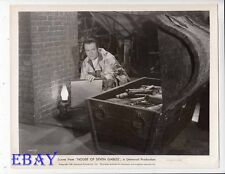 George Sanders House Of Seven Gables VINTAGE Photo