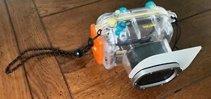 Canon WP-DC21 underwater Camera Case for Canon G-9