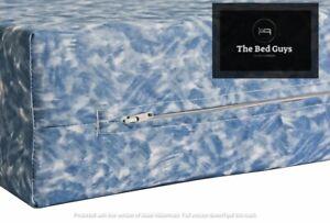 NEW! Waterproof WIPE CLEAN  Mattress Cover: 25cm or CUSTOM SIZE