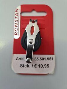 Ronstan RF20111 Block 1-Scheibig HF bis 6mm Tauwerk