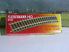 Fleischmann 6131  Profi Gleis H0  10 Stück  geb. Gleis     40/36