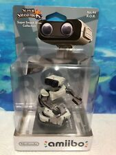 R.O.B. Amiibo Super Smash Bros.  #46 Rob Nintendo Switch Wii U 3DS BNIB AU NES