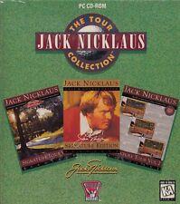 JACK NICKLAUS SIGNATURE TOUR GOLF +1Clk Windows 10 8 7 Vista XP Install