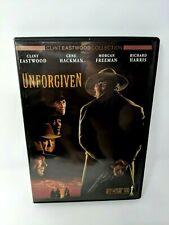 Unforgiven (Dvd, 2010) Movie Clint Eastwood Morgan Freeman