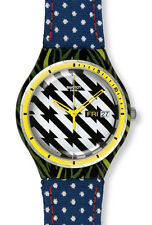 "SWATCH IRONY BIG ""TIGER BABS"" (YGS7016) NEUWARE"