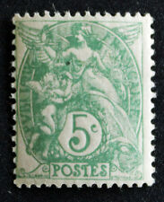 Timbre FRANCE / FRENCH Stamp - Yvert et Tellier n°111 n* (Cyn19)